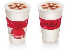 {R Design Studio} Millie's Cookies papercups