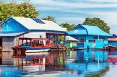 TripBucket - We want You to DREAM BIG! | Dream: Explore Tonlé Sap & It's Floating Villages, Cambodia