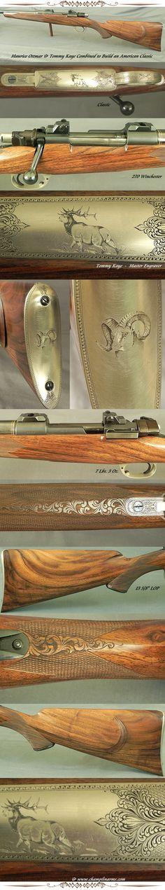 Ottmar & Kaye rifle