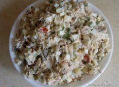 Pasta z makreli wędzonej - pycha Potato Salad, Grains, Potatoes, Rice, Ethnic Recipes, Food, Meal, Potato, Essen