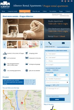 Last week we redesigned http://www.prague-rental-apartments.com/short-term-rentals/. What do you think?
