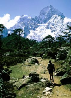 Hike in the Himalayas Ticking it off the bucket list doesn't mean it doesn't warrant a repeat...