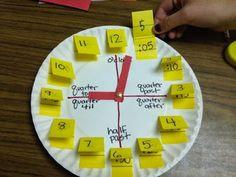 CLUB DE IDEAS | 5 ideas para trabajar el tiempo y el reloj en clase