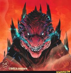 Vote for Godzilla to be added into Monster Hunter World