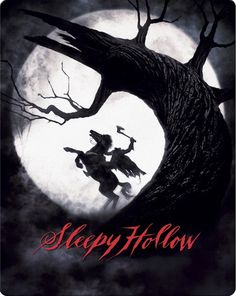 """PRE-ORDERS LIVE NOON MARCH 22ND - Tim Burton's gothic horror """"Sleepy Hollow"""" is getting a Zavvi exclusive UK Steelbook release in March - http://www.steelbookbluray.com/2015/03/tim-burtons-gothic-horror-sleepy-hollow-is-getting-a-zavvi-exclusive-uk-steelbook-release-in-march/ #steelbook #steelbookbluraynews"""