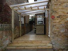 16 Ideas backyard porch roof garden sheds for 2019 Curved Pergola, Pergola Plans, Pergola Lighting, Deck Plans, Gazebo, Small Pergola, Lean To Shed Plans, Attached Pergola, Front Porches