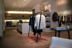The URBAN A shop on Erottaja 1-3, Helsinki