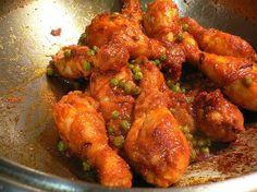 Malay Wedding Menu - Ayam Masak Merah (Spicy Tomato Chicken ) ~ Singapore Food | Recipes