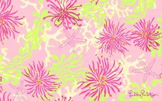 Lilly Pulitzer Background