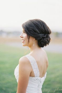 gorgeous updo by Jewel Hair Design