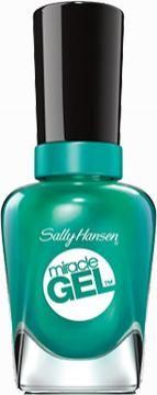 Miracle Gel™   Sally Hansen #StyleMaker beautiful green