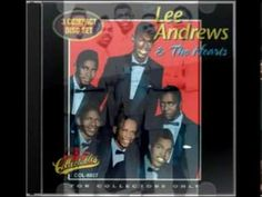 ▶ Lee Andrews and The Hearts - Teardrops - YouTube