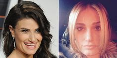 """In a move that confirms life is indeed imitating Frozen, Idina Menzel has gone nearly Elsa-level blonde. The Broadway star tweeted a pic of her new color Thursday, saying she """"needed a change"""" and that she's """"loving it."""" Did stylist JT Franchuk do a number on her cut too? ::chanting:: Show us! Show us!   - MarieClaire.com"""
