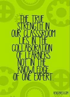 Strength in classroom quote via www.Venspired.com and www.Facebook.com/Venspired