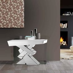 Consolle Moderne Bianche.82 Fantastiche Immagini Su Consolle Moderne Nel 2019