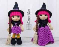 Combo Pack Ella the Fairy Lovey and Amigurumi por oneandtwocompany