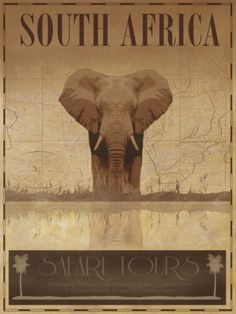 South Africa Print by Ben James at AllPosters.com