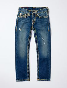 28798aff07414 Definitely buying these for my nephew this holiday. GENO SLIM GOLD SUPER T  BOYS JEAN #TRholiday13