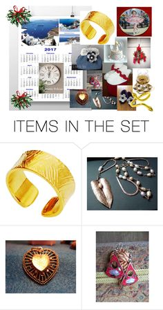 """Happy New Year!"" by stavrosdragatakis ❤ liked on Polyvore featuring art and dragatakisjewelry"