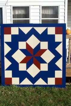 barn quilts - Google Search