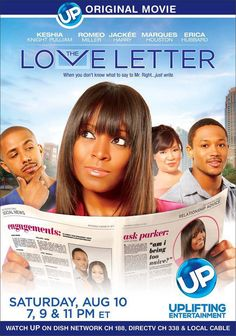 Love Letter (2013)   The Love Letter is a charming story about the search for happiness and putting friendship to the test for love. This film explores the adage that you can find love where you least expect it and that it might be right in front of you all along.
