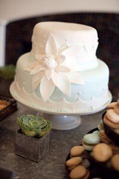 cake.  #cake #dessert #food #sweets #wedding_cake #yummy