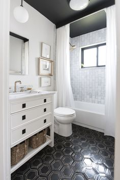 Bathroom Reveal - Room for Tuesday