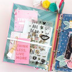 School Scrapbook Layouts, Scrapbook Albums, Scrapbook Journal, Scrapbooking Ideas, Beav, Diy Crafts For Girls, Heart Projects, Crate Paper, Paper Fans