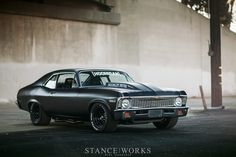 Kill All Tires - 1972 Chevy 'Napalm Nova