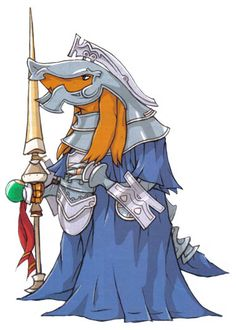 View an image titled 'Bangaa Templar Art' in our Final Fantasy Tactics Advance art gallery featuring official character designs, concept art, and promo pictures. Character Creation, Character Art, Character Design, Final Fantasy Tactics Advance, Final Fantasy Characters, Fictional Characters, Art Pictures, Character Inspiration, Finals