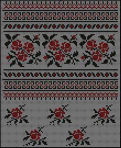 Gallery.ru / Фото #31 - Узоры для женских сорочек - valentinakp
