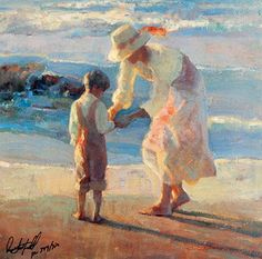Don Hatfield, On the Beach