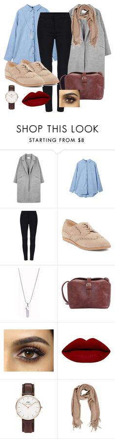 """Ootd #20"" by luludedid on Polyvore featuring Dolce Vita, Helix & Felix and Daniel Wellington"