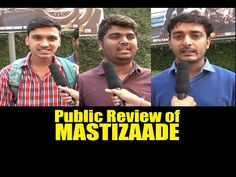 Public Review of MASTIZAADE | Sunny Leone, Tusshar Kapoor, Vir Das.