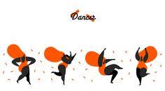 Dancer on Behance