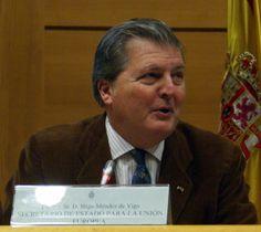 Íñigo Méndez de Vigo sustituirá a José Ignacio Wert como ministro de Educación, Cultura y Deportes. Así lo ha comunicado al rey Felipe este jueves por la tarde el presidente del Gobierno, Mariano Rajoy.