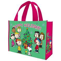 Vandor 85273 Peanuts Happy Holidays Gift Tote, Large, Multicolored Vandor,http://www.amazon.com/dp/B00BMDMBLA/ref=cm_sw_r_pi_dp_vPF3sb0DP6Q9YGXB