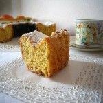 Torta all'arancia, una torta  per la colazione e per la merenda