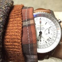 Layers and a watch