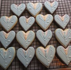 "Heart's Desire - ""Where Cookies Become Art""-Parksville BC/Vancouver Island Weddings"