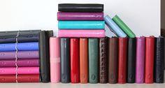 Filofax collection.