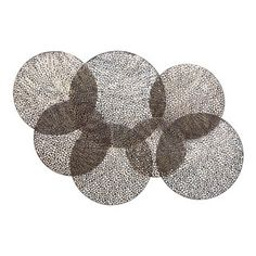 Shop for Urban Designs Metal Coral Wall Art. Get free delivery at Overstock.com - Your Online Art Gallery Shop! Get 5% in rewards with Club O!