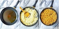 This post will show you how to create Cauliflower Rice 5 Ways - there are Mexican, Hawaiian, Greek, Indian and Asian flavours for this low carb side dish! Best Cauliflower Rice Recipe, Indian Cauliflower, How To Make Cauliflower, Rice Recipes, Low Carb Recipes, Healthy Recipes, Healthy Food, Low Carb Side Dishes