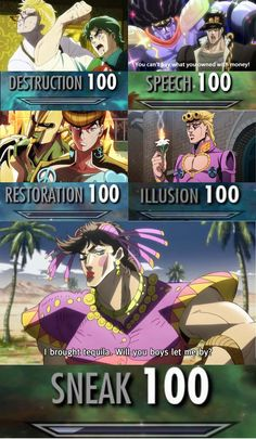 See more 'JoJo's Bizarre Adventure' images on Know Your Meme! Jojo Jojo, Jojo's Bizarre Adventure, Jojo Bizarro, Jojo Anime, Video X, Jojo Memes, Anime Meme, Animation, Funny Memes