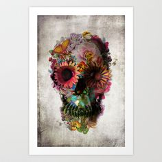 Buy SKULL 2 by Ali GULEC as a high quality Art Print. Worldwide shipping available at Society6.com. Just one of millions of products available.