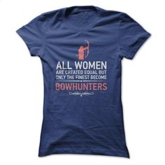 Bowhunters T-shirt T Shirts, Hoodies, Sweatshirts - #women hoodies #polo sweatshirt. BUY NOW => https://www.sunfrog.com/Hunting/Limited-Edition--Bowhunters-T-shirt-Ladies.html?60505