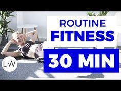 Ces 7 routines d'entraînement à la maison sans aucun équipement requis devraient vous permettre de sortir plus facilement de votre canapé et de bouger!