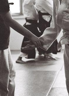 Aikido bring my hand