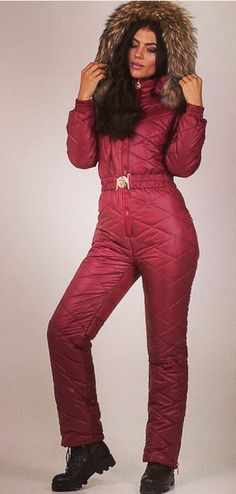 red | skisuit guy | Flickr