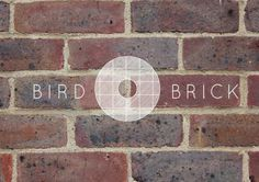 Bird Brick creates a living space for birds in areas where habitat is on the decline   Love, love, love this!